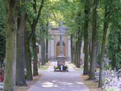 kaplica cmentarz